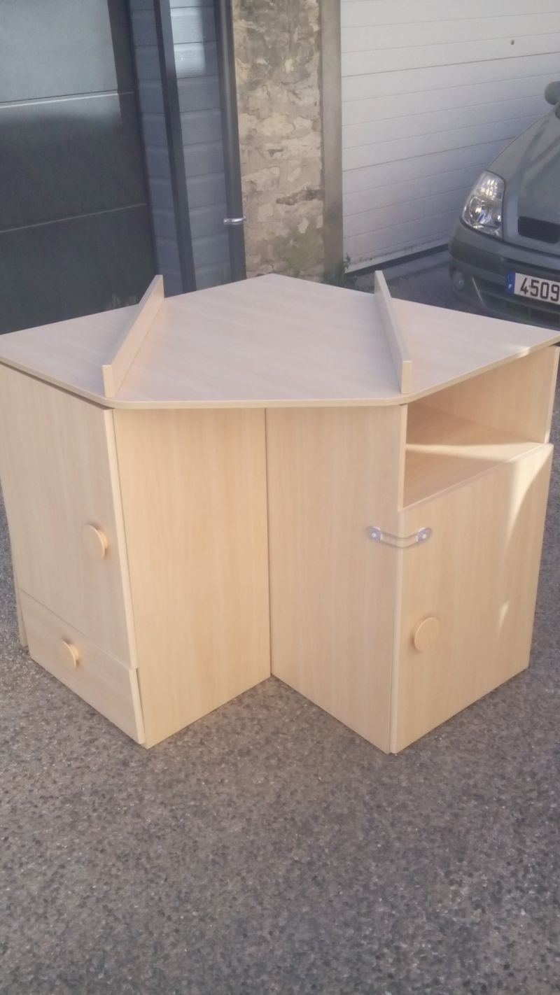 Table A Langer D Angle meuble a langer d'angle lux 70€ - offres - info chalon